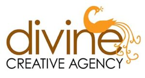 divine creative agency, graphic design, marketing, branding, website design, video, melissa robson
